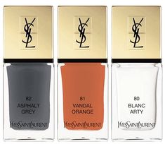 YSL Spring 2017 Street Art Collection