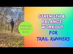 Strength and Balance Workout for Trail Runners Strength, Muscle, Running, Group, Workout, Board, Racing, Keep Running, Work Outs