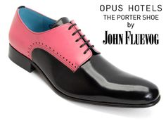 Mike has these.  I wish they came in my size.    Check out the Fluevog Opus Hotels: Porter Shoe