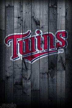 Minnesota Twins... baseball.  can't wait for the season to start again.