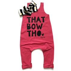 Our Romper design is perfect for spring and summer days! Nice and lightweight, and easy to pull up and down (for diaper changes or potty training) We use awesome quality knit, making for a super soft