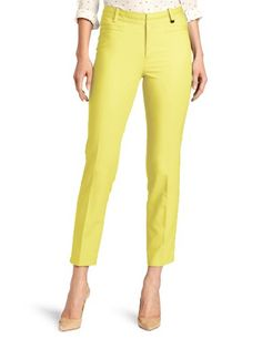 Calvin Klein Women's Slim Pant « PantsAdd.com – Every Size for Every Body