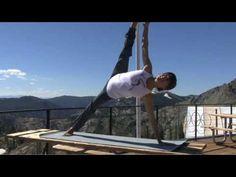 "Adidas & Wanderlust present - Daily Asana #5 - ""AIR"" - feat. Elena Brower"
