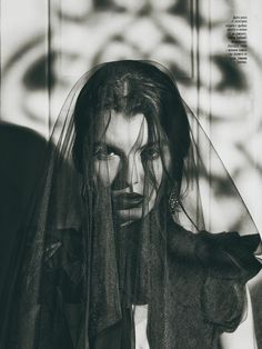 "Georgi Andinov Captures ""Black Magic"" for Amica Bulgaria November 2012 - Fashion Gone Rogue: The Latest in Editorials and Campaigns"