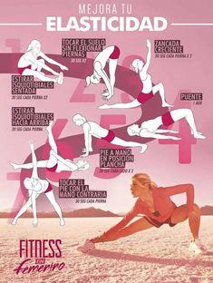 Cómo mejorar la elasticidad