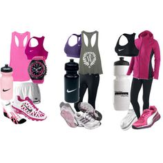 gym workout weight loss nutrition health and fitness I need new workout clothes! Cute Workout Outfits, Workout Attire, Workout Wear, Nike Outfits, Sport Outfits, Pants Outfits, Running Outfits, Running Clothing, Workout Clothing