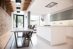 Get to know this renewed House by Studio 1 Architects victorian house Get to know this renewed Victorian House by Studio 1 Architects gladstone road studio 1 architects extensions residential interiors london wimbledon dezeen 2364 col 6