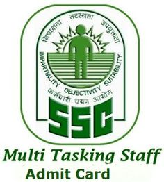 SSC MTS Admit Card 2015 released Multi-Tasking Staff PWD Exam how to download Hall Ticket Date time ssc.nic.in call letter