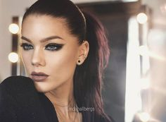 New look on my blog  lindahallberg.com #fotd #makeup by lindahallbergs