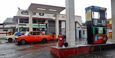 Cuba tiene cerrada las gasolineras.Son varias las estaciones de servicio que expenden solo gasolina especial.Desde el 1 de abril amanecieron cerradas