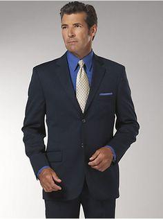 Suits & Suit Separates - Pronto Uomo Navy Suit Separates Coat