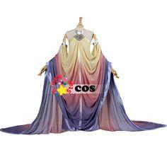 2016 star wars traje Padme Amidala a Vingança dos Sith lago vestido Star Wars Padme Amidala cosplay traje vestido feito sob encomenda feito