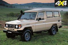 Toyota -landrcuiser -70-series -2