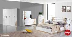 التصميم الذي في خيالك اصبح حقيقة ، غرفة متكاملة مع سرير منخفض لمزيد من الراحة