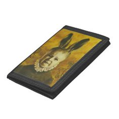 utant Baby Bunny TriFold Wallet