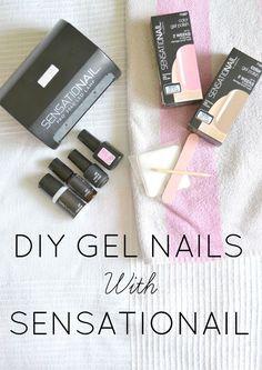 Kates beautiful blog sensationail polish to gel transformer diy gel nails with sensationail solutioingenieria Image collections