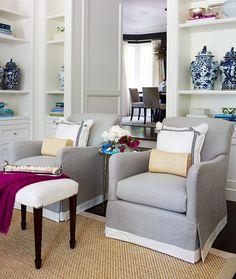 CHIC COASTAL LIVING: Hamptons Style Home...