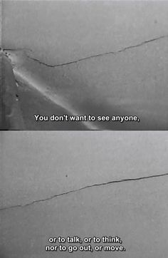 quote, alone, and depression image