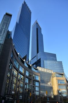 zanephotography submitted:  Time Warner Center by Skidmore, Owings and Merrill.  Columbus Circle, NYC.