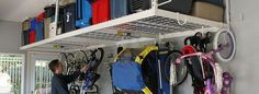 Creative Hacks Tips For Garage Storage And Organizations Ftd
