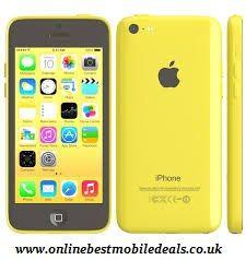 Buy Apple iPhone 5c 32GB Yellow Deals, Best Apple iPhone 5c 32GB Yellow Contracts