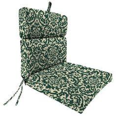 Jordan Manufacturing Outdoor Chair Cushion, Duncan Hunter, Beige