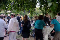 FIESTA ARGENTINA am 8. September 2012 im Garten der Villa Klein in Johannisberg/Rheingau. 180 Gäste erlebten argentinische Kultur, Asado und exzellente Weine. Präsentiert von Delicious! Wein & KulTour. (Foto:Theresa Rundel)