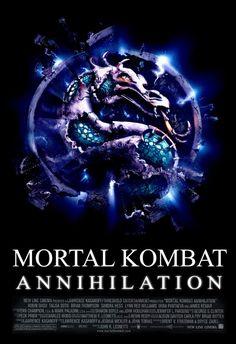 √ Mortal kombat 2: annihilation - Poster