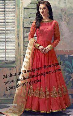 #LatestDesignerGown Price : 11000/- Maharani Designer Boutique www.maharanidesigner.com Cont.8699101094