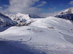 Mottolino - Livigno Skiing