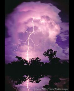One of the things I enjoy most in life is watching thunderstorms.
