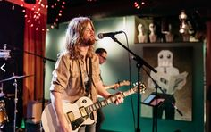 """Watch Andrew Leahey & The Homestead Perform the Bonnie & Clyde-inspired """"Penitentiary Guys"""",  American Songwriter, Songwriting, Live Music"""