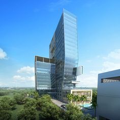 Orris Infrastructure is one of the best real estate developers in Gurugram. With over 1000 acre of land bank in Delhi NCR, the group holds a leading position. Commercial Office Space, Real Estate Development, State Art, Towers, Art And Architecture, Acre, Skyscraper, Multi Story Building, Exterior