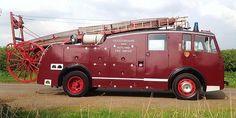 Pump-Escape Fire Engine