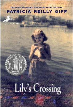 Lily's Crossing  Patricia Reilly Giff. The Giff audio books have the BEST readers.