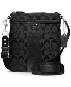 COACH LEGACY SIGNATURE SWINGPACK - Crossbody & Messenger Bags - Handbags & Accessories - Macy's $128