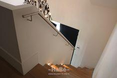 Volledig onderkelderd landhuis - trap