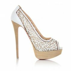 Louboutin- only $1149. For when I win the lottery