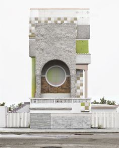 oliver michaels architectural collages