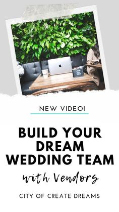 Build Your Dream Wedding Team with Vendors Build Your Dream Wedding Team with Vendors wedding planning guide, wedding planning on a budget, we Wedding Planning Pictures, Wedding Planning On A Budget, Plan Your Wedding, Budget Wedding, Wedding Videos, Wedding Blog, Dream Wedding, Youtube Wedding, Wedding Vendors