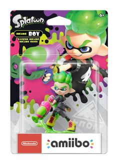 """""""It's a scientific fact that new #Splatoon2 series amiibo figures will be released – Inkling Girl, Inkling Boy, and Inkling Squid."""""""