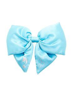 Loungefly Disney The Little Mermaid Kiss The Girl Cosplay Hair Bow,