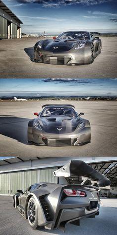 Callaway rolls out radical Corvette C7 GT3-R at Hockenheim