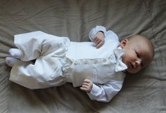 Baby Boy Blessing Christening Dedication by CheeryGrooveCrafts Baby Boy Baptism Outfit, Christening Outfit, Baby Baptism, Baptism Ideas, Christening Gowns, Kids Clothing Brands List, Baby Olivia, Baby Milestones, Baby Boy Fashion