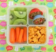 Fun, healthy lunch ideas for the kids