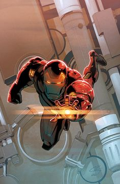 Iron Man by C. Henry + Lord by RyanLord