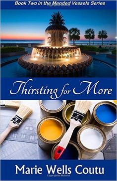 Another great one by Marie Wells Coutu. Thirsting for More is a well-written modern-day retelling of the Woman at the Well. I loved everything about the story, from the setting to the characters, and to Marie's imaginative way of bringing Truth to the readers.