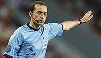 Ve beklenen oldu, Cüneyt Çakır Dünya Kupası'nın son 4 maçından birine atandı!