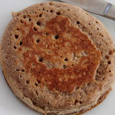 Whole Wheat Crumpets - like English muffins only quicker, but you need metal rings