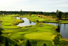 Six Golf Courses in Six Days on the Vancouver Island Golf Trail